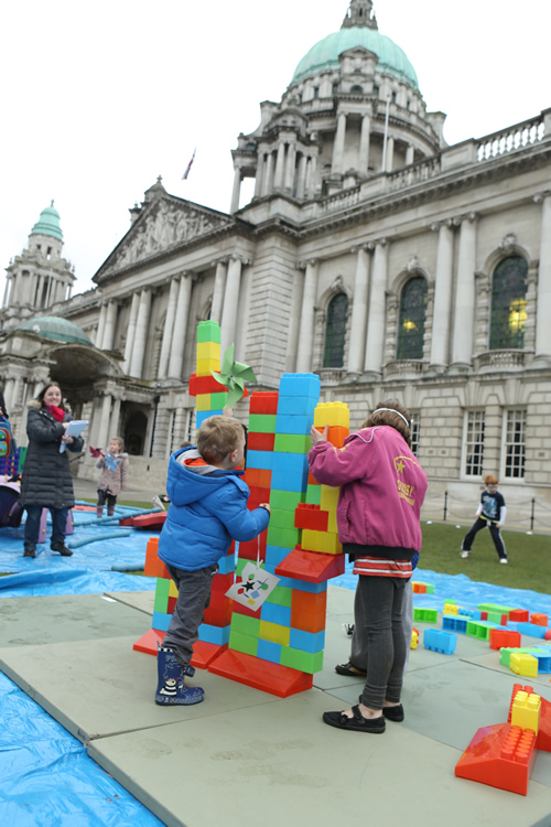 Child Friendly Strategic Approach for Belfast