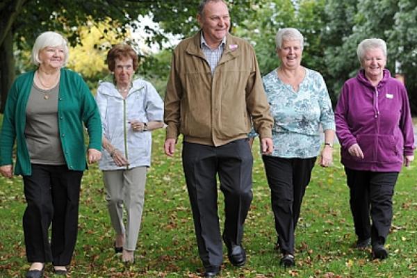 Promoting Healthy Minds for Older People